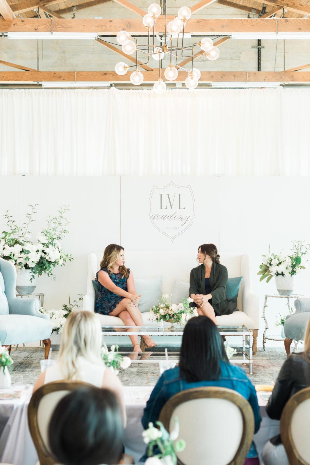 LVL Academy Wedding Planner Workshop in Orange County