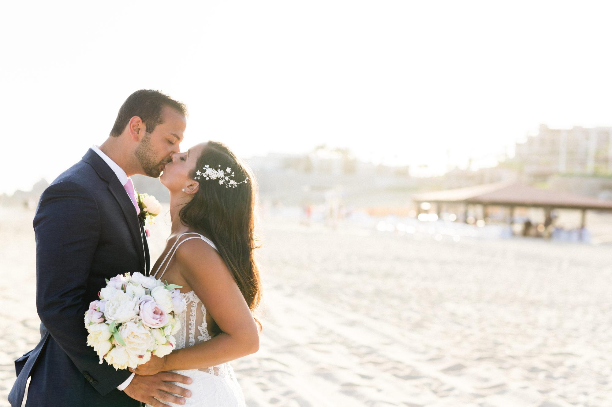 Beachfront Wedding in Cabo San Lucas by Infinity Weddings