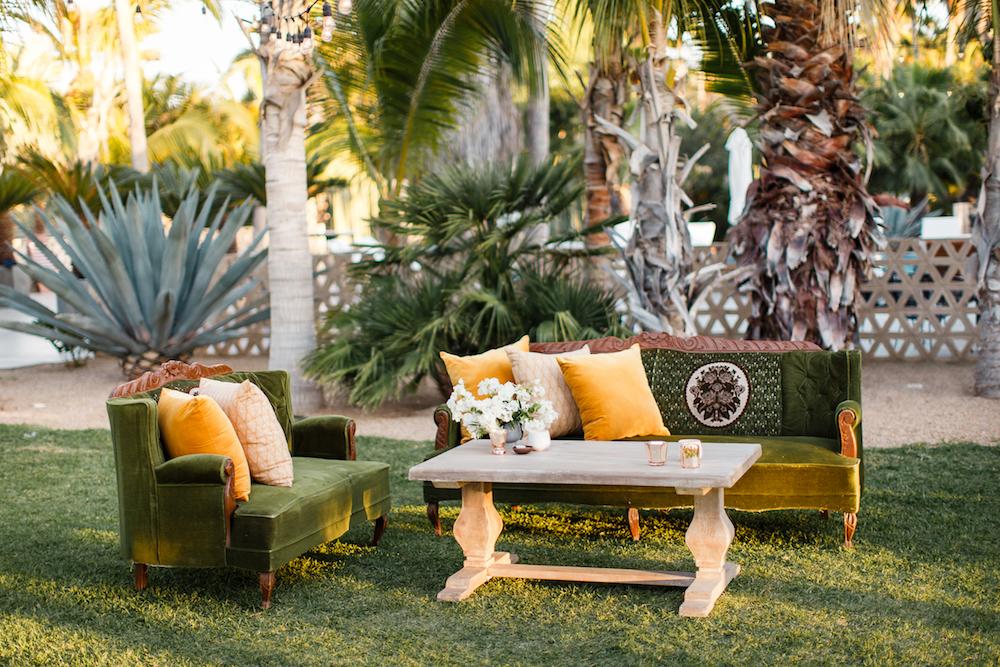 Infinity Weddings Acre Seating