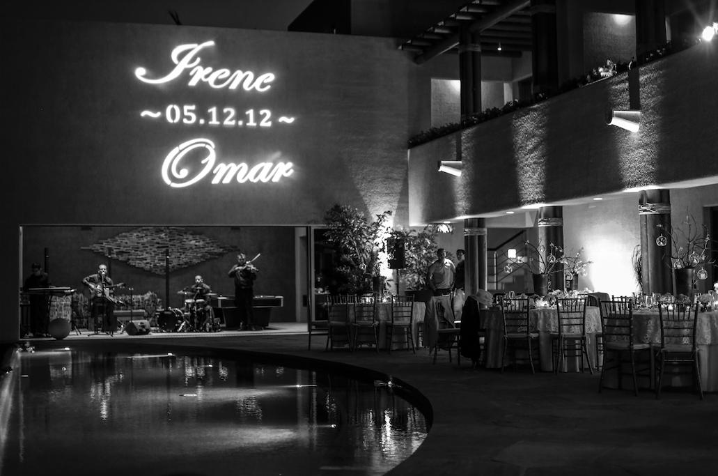 infinity-weddings-venue-villa-bellissima-proyection
